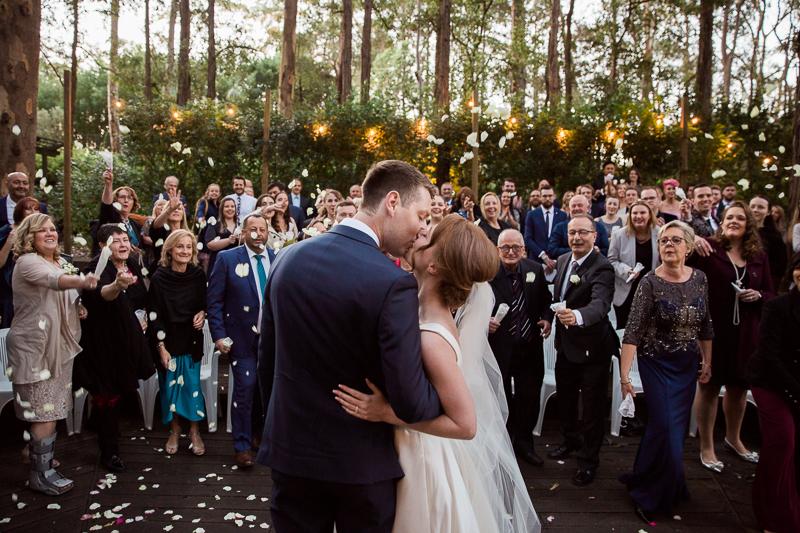 Chloe & Mitchell - Allegro wedding
